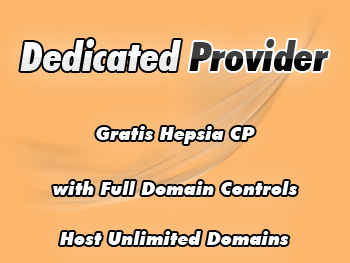 Low-priced dedicated server hosting service